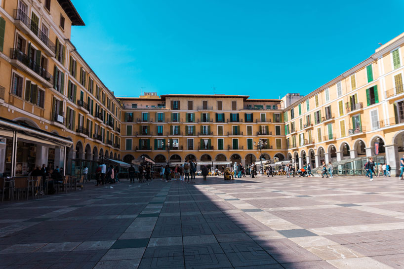 Plaza Mayor de Palma