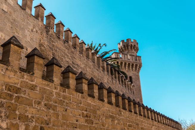 Muralla de la Almudaina