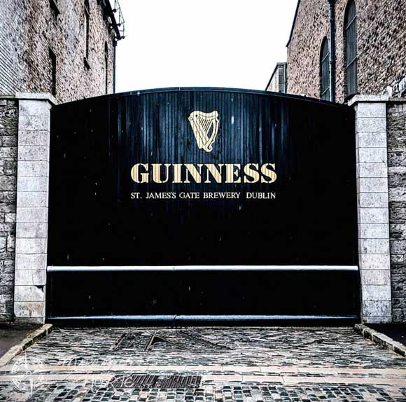 Fábrica Guinness Dublín
