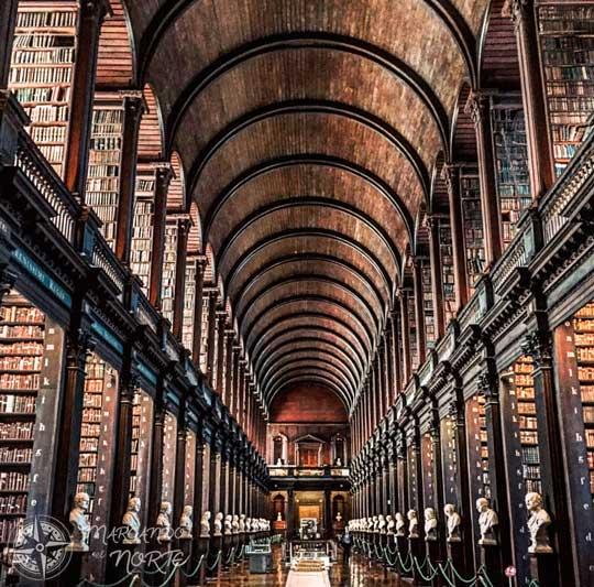 Old Library en el Trinity College