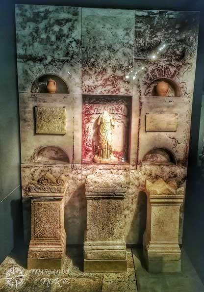 Museo arqueológico de Valencia