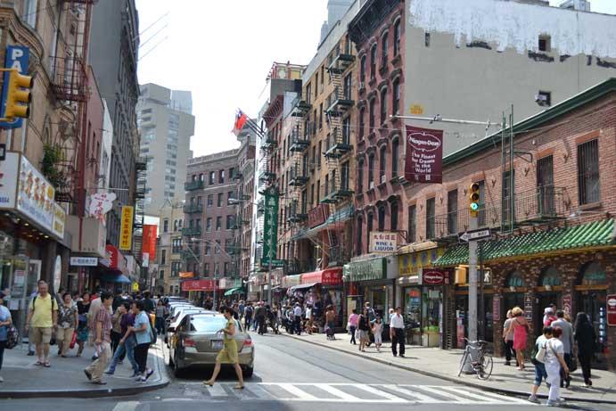 China Town de New York