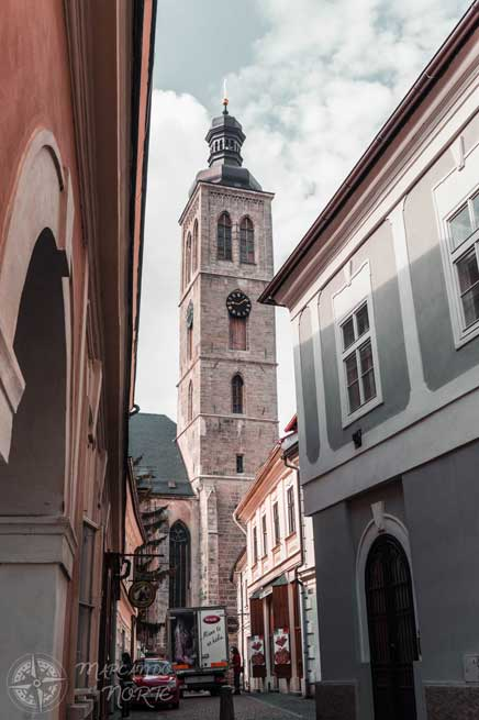 Calles de Kutná Hora