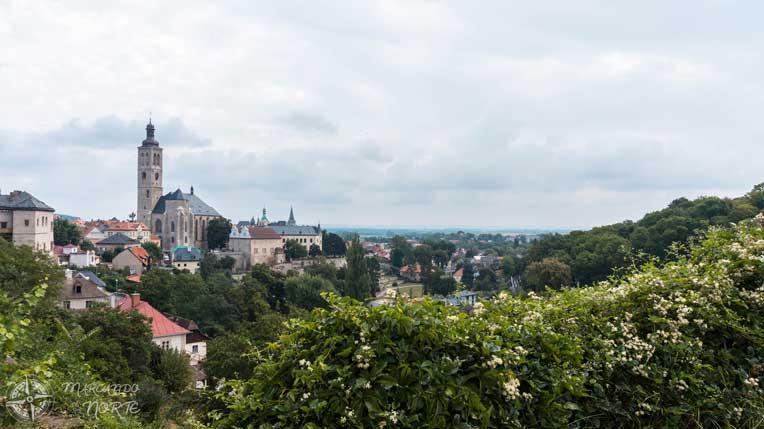 El valle de Kutná Hora