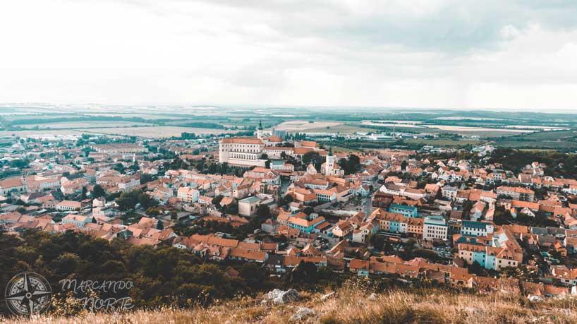 Historia del pueblo de Mikulov