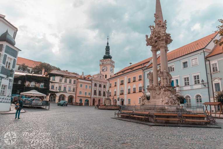 Plaza Mayor de Mikulov