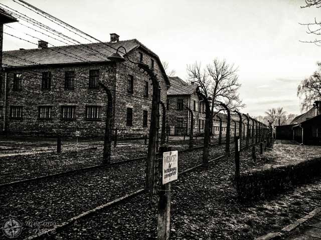 Alambrada de Auschwitz I