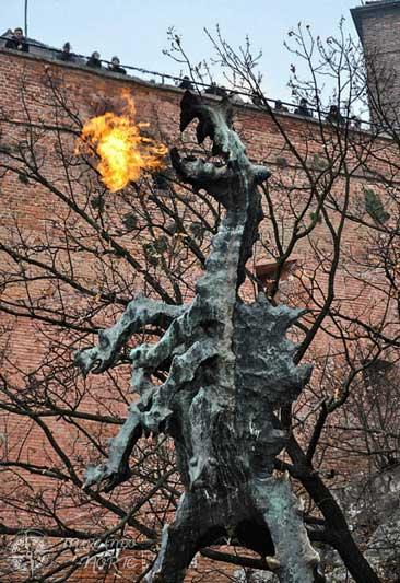 Las llamas de Smok