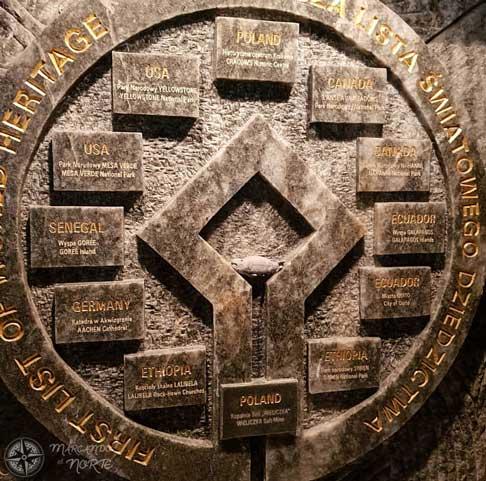 Primera lista del Patrimonio de la Hunesco