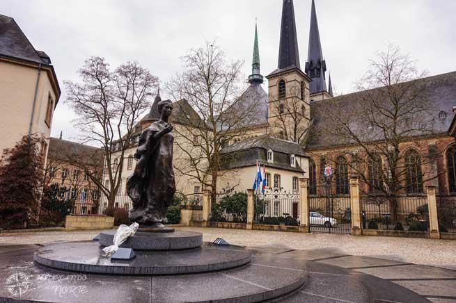 Plazas de Luxemburgo