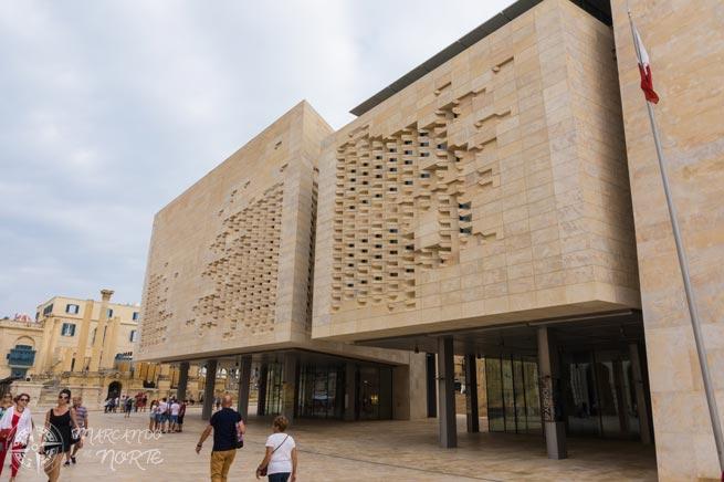 El Parlamento de Malta