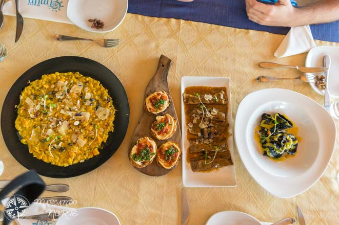 Tmun Restaurant en Mgarr
