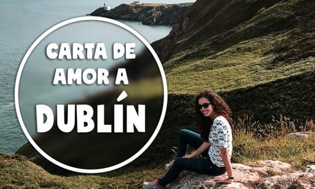 Carta de amor a Dublín