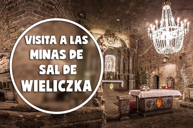 Visita a las minas de sal de Wieliczka
