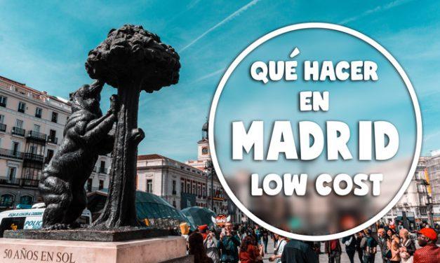 Qué hacer en Madrid low cost