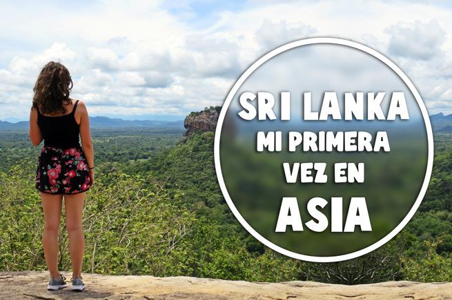 Sri Lanka, mi primera vez en Asia