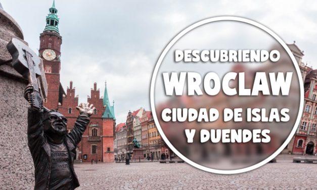 Descubriendo Wroclaw, ciudad de islas y duendes