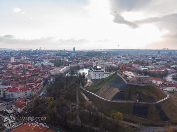 Cómo llegar a Vilna