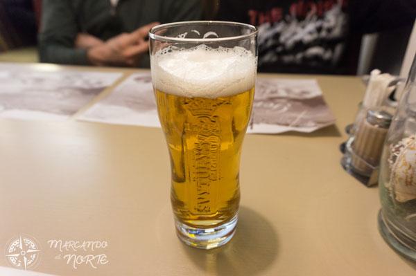 Cerveza Svyturys
