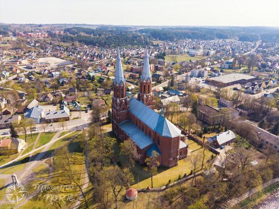 Iglesia Anyksciai