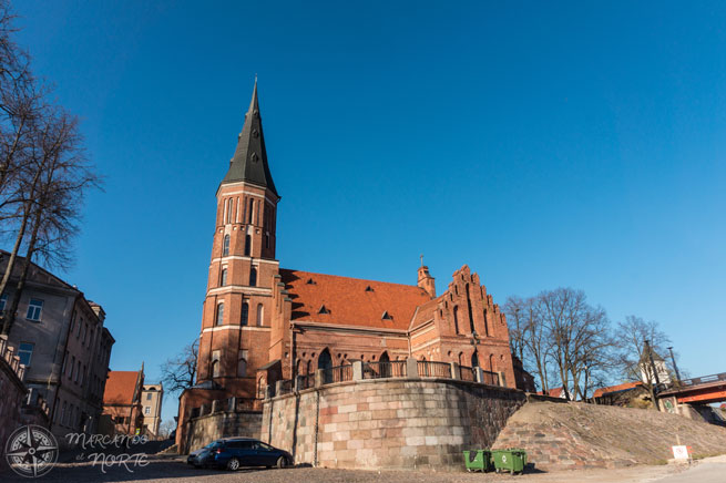 Iglesia Vytautas