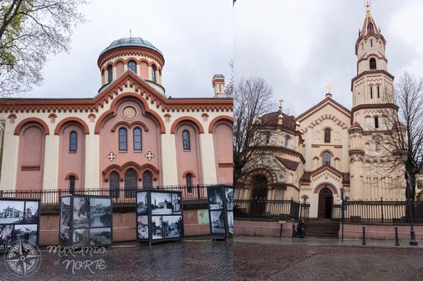 Iglesias de Vilna