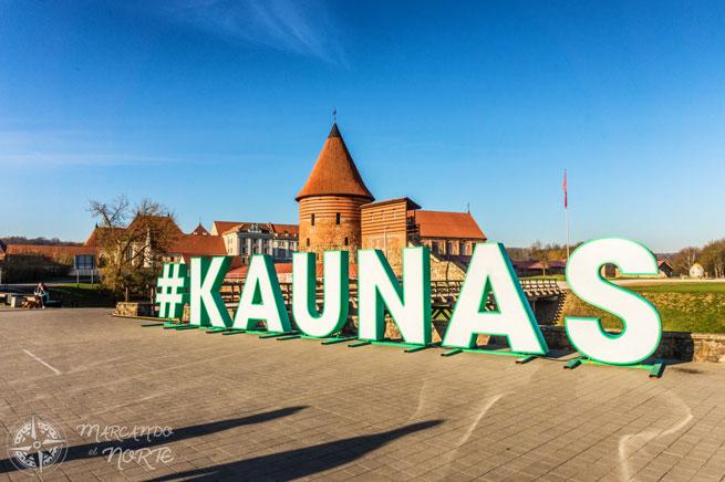 qué visitar en Kaunas