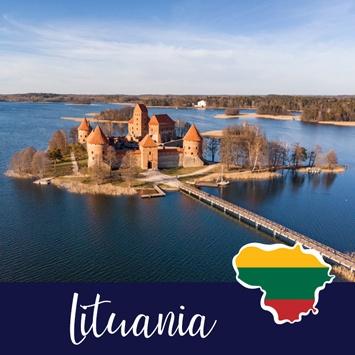 Menú Lituania