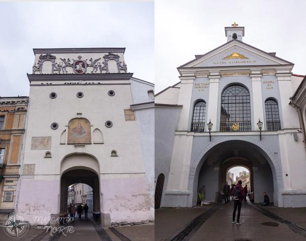 Puerta de la Aurora