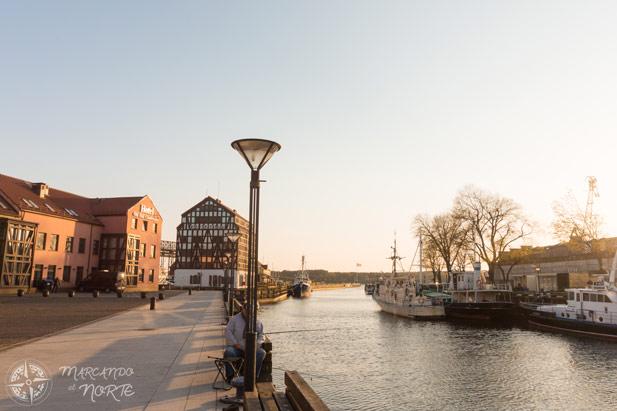 Puerto de Klaipeda