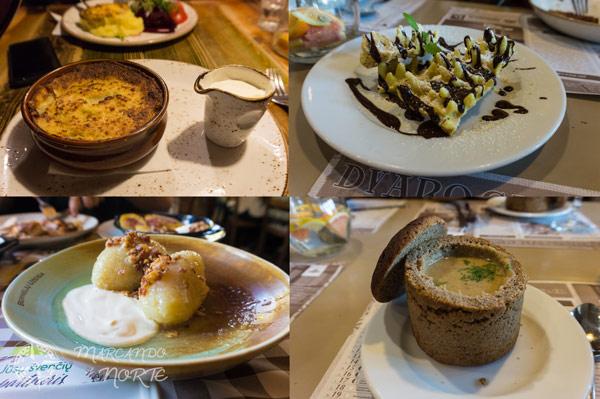 gastronomía lituana