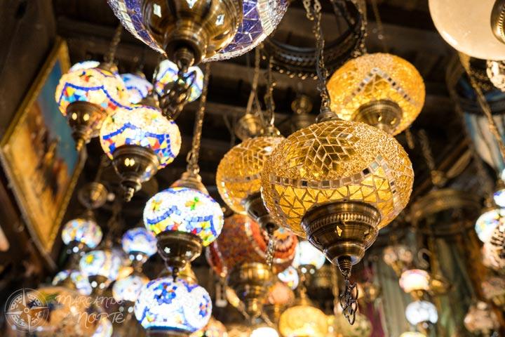 Lámparas de Granada