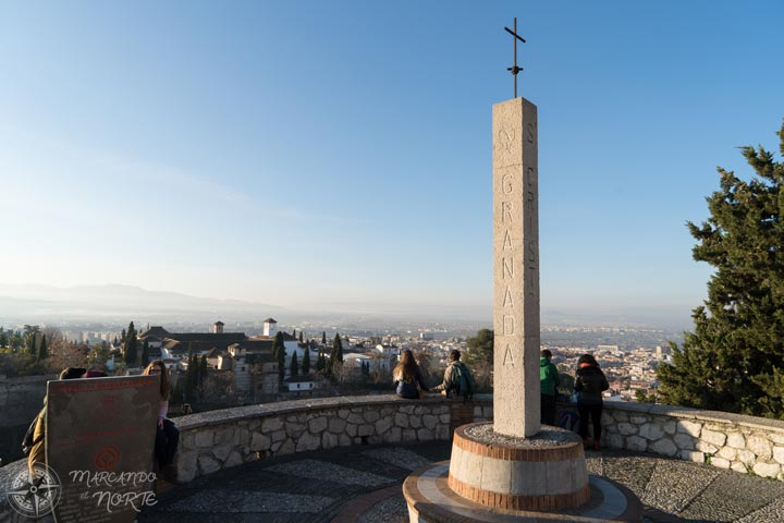Mirador de San Cristóbal