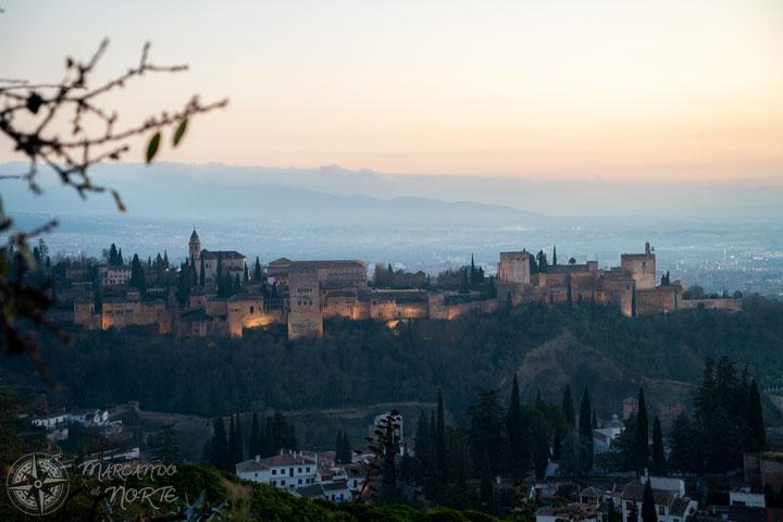 Visita por libre a la Alhambra