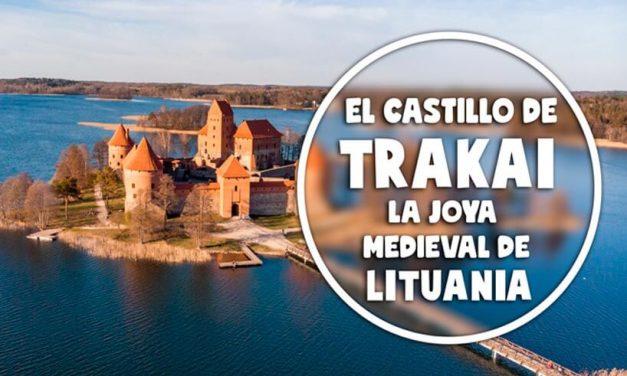 El castillo de Trakai, la joya medieval de Lituania
