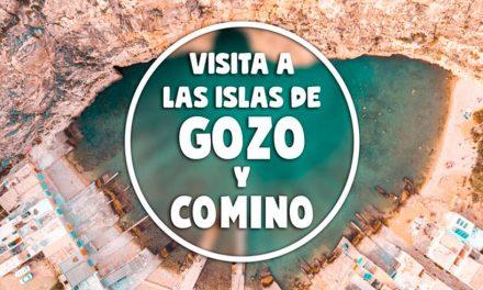 Las islas de Gozo y Comino