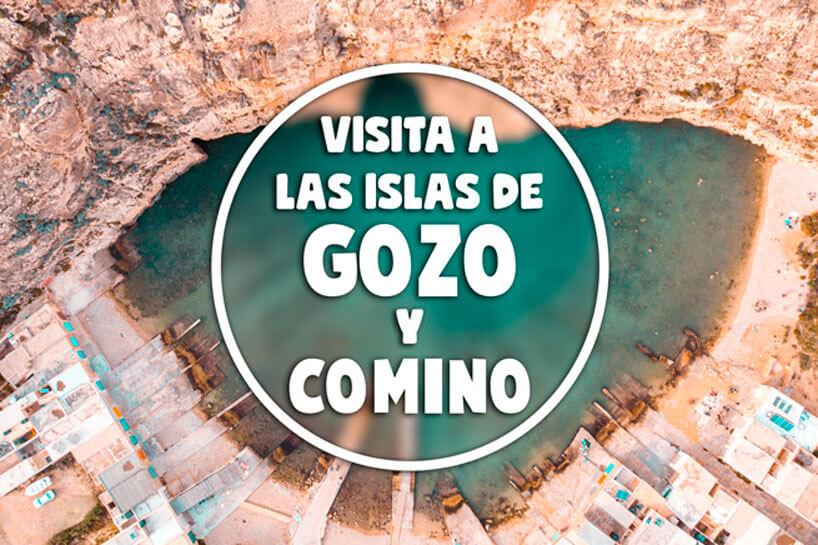 Visita a las islas de Gozo y Comino