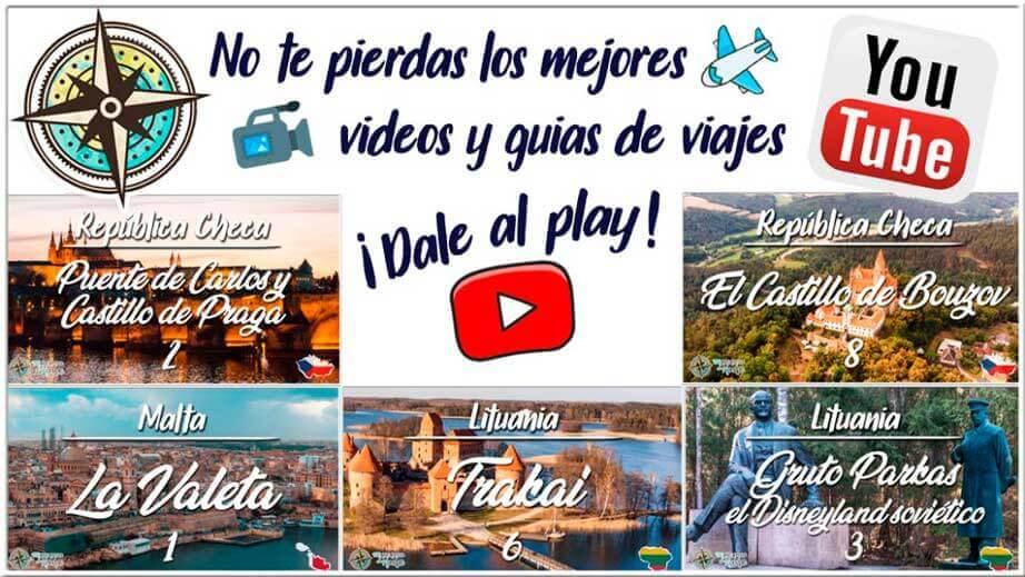 Márcate un Viaje Youtube