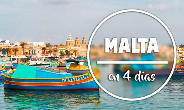 Ruta por Malta de 4 días