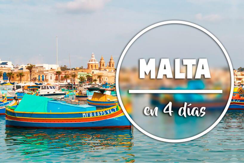 Malta en 4 días