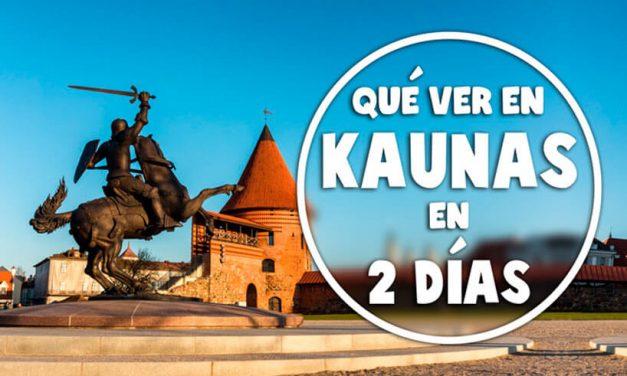 Qué ver en Kaunas en 2 días