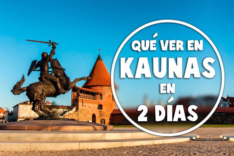 Que ver en Kaunas en 2 días