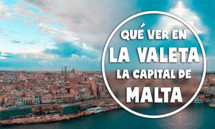 Qué ver en La Valeta, la capital de Malta
