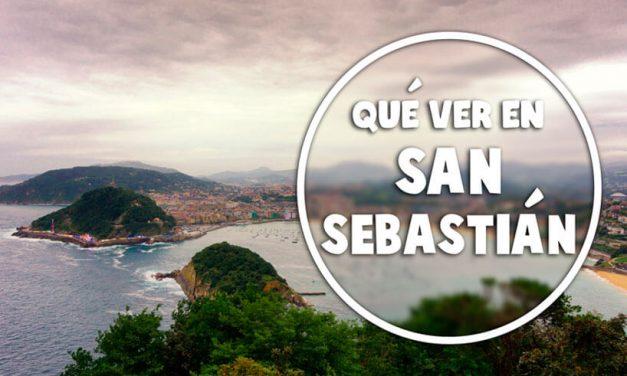 Qué ver en San Sebastián, la joya del País Vasco