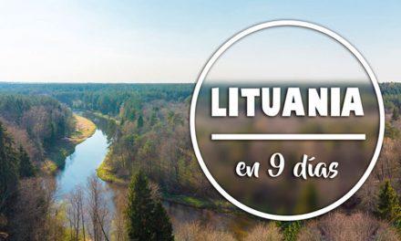 Ruta por Lituania de 9 días
