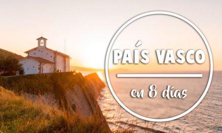 Ruta por el País Vasco de 8 días