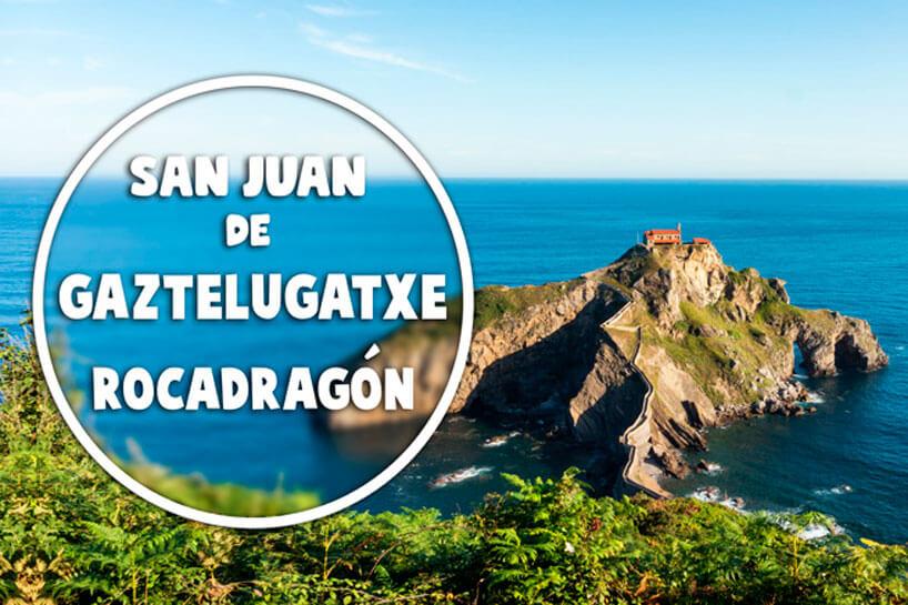 Visita a San Juan de Gaztelugatxe