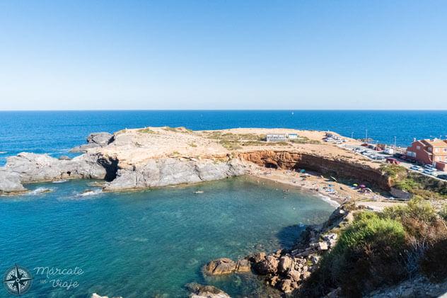 Calas Cabo de Palos