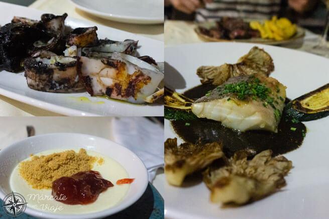 Dónde comer en el Mar Menor