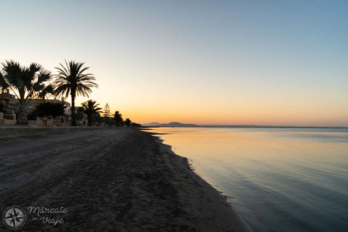 Qué ver en el Mar Menor